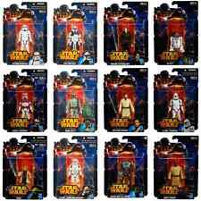 Star Wars Toys Clone Wars Saga Legends 3.75 Inch Action Figures Hasbro 2013