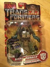 Transformers ROTF *DUNE RUNNER* Revenge Of The fallen Scout New unopened Mint