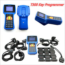 T300 Newest Version V16.8 Car SUV OBD2 Key Programmer Transponder Diagnostic Kit