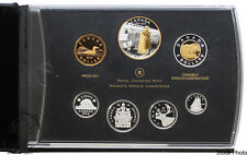 Canada 2014 Proof Coin Set 100th Anniversary Declaration First World War Silver