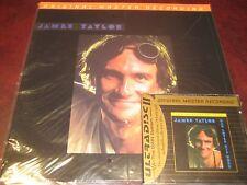 JAMES TAYLOR Dad Loves His Work MFSL RARE ORIGINAL 24 KARAT Gold CD+180 GRAM SET