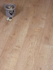 Sample of Quick Step Preciosa Pearl Oak laminate flooring V Groove AC4 Hard Wear
