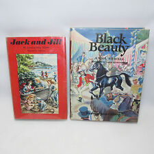 Jack & Jill Black Beauty Books 1945 1956 Hardcover