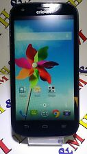 ZTE Grand X Z777 - 4GB - Black (Unlocked) Cricket Smartphone EB-06