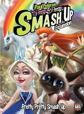 AEG: Smash Up Board Card Game - Pretty Pretty Smash Up Expansion (New)