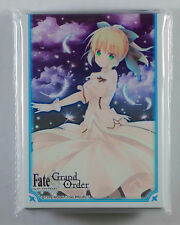 Fate/Grand Order Artoria Saber Lily Sleeves MOVIC PROMO MTG Weiss Pokemon FGO 63