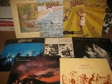 GENESIS COLLECTION / EARLY CHARISMA, PINK SCROLL (10 ALBUMS)