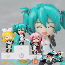 Vocaloid: Petit Nendoroid Nendoroid Racing Miku Set 2011 Ver.- Good Smile
