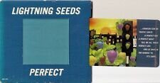 Lightning Seeds Perfect Gatefold digipack with pullout on front UK CD Single