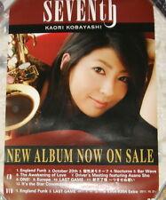 kaori kobayashi SEVENth Taiwan Promo Poster