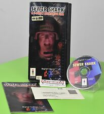 Sewer Shark 3DO CD OVP BOX RAR Sammlung by game-planet-shop