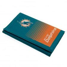 Miami Dolphins NFL American Football Nylon Wallet