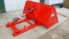 6ft Hydraulic Forklift Bucket (Telescopic handler Front Loader)