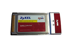 Zyxel Turbo Card Extension Card PCMCIA für Zywall 5 Router #35