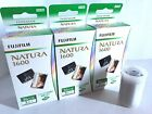 9 Rolls + 1 Bonus Roll FUJIFILM Natura 1600 35mm Color film 36 Exps Japan Fuji