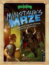 Quest Adventure Story Book - HISTORY QUEST: MINOTAURS MAZE - NEW