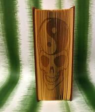 Libro de corte y doblez de sombra Plegable Patrón. Calavera y Ying Yang 499 páginas #2016