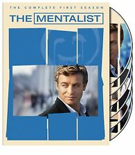 The Mentalist The Complete First (One 1) Season DVD Set Brand New