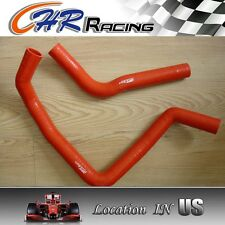 RED SILICONE RADIATOR HOSE HONDA CIVIC SI/SIR/VTI/TYPE-R EK4/EK9/EG6/EG9 B16/B18