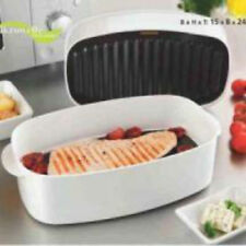 Classic Cuisine Fast & Easy microwave grill-pan cooker NEW
