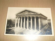 CPA Carte Postale Ancienne Paris La Madeleine