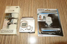 Sharp MT80  Minidisc + Micro + Ohrhörer (826)  Player + Recorder mit Micbuchse