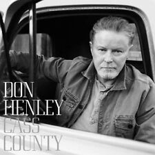 Cass County [Deluxe Edition] by Don Henley CD Sep-2015 Virgin EMI The Eagles