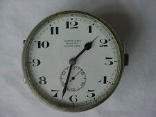 Campos & Cia 8 Day Antique Auto Watch from Montevideo, Uruguay