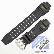 CASIO black rubber watch band for GW-4000-1A3, 10397907