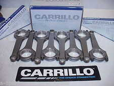 "6.450"" Carrillo Tapered Beam Racing Rods .900"" Wide -.787"" Wristpin NASCAR"