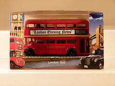 OXFORD DIECAST- REF.NO.LD001 AEC ROUTEMASTER LONDON TRANSPORT RED