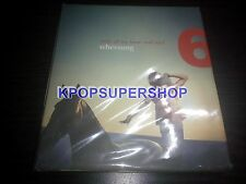 Wheesung 1st Mini Album With All My Heart CD NEW Sealed Whee Sung Lee Hyo Ri