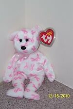 GIVING BEAR Ty Beanie Baby MINT WITH MINT TAGS
