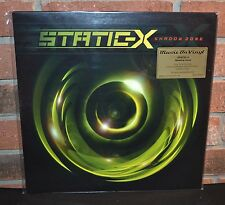 STATIC-X - SHADOW ZONE, Limited Import 180 Gram COLORED VINYL Foil Numbered NEW!