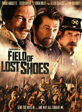 Field of Lost Shoes (DVD, 2014) - NEW!!