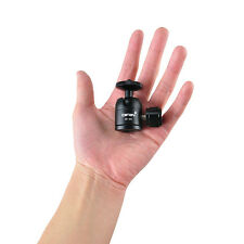 360 Degree Rotating DSLR Camera Ball Head For Camera Tripod Flash Bracket D-10