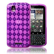 PINK TPU GEL SKIN CASE COVER FOR MOTOROLA DROID PRO