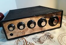 PYE Stereo Hi-Fi Audio Tube Amplifier Valve EL34 SE Single-Ended UK - Mozart ..?