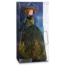 "Disney 11"" lady tremaine from cinderella film collection doll new with box"