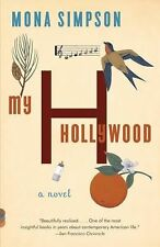 My Hollywood (Vintage Contemporaries) - Simpson, Mona - Excellent Condition