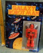 GALAXY ROBOT MAN MADE IN ITALY FONDO DI MAGAZZINO