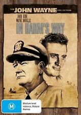 IN HARM'S WAY..JOHN WAYNE DVD  NEW/SEALED ORIGINAL AUSTRALIAN RELEASE