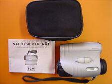 Nachtsichtgerät Restlichtverstärker Nachtglas mit IR Infrarot Leuchte neuwertig