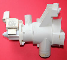 USED MIELE WASHING MACHINE HANNING DRAIN PUMP + FILTER HOUSING  W300- W500  UK