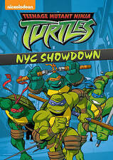 Teenage Mutant Ninja Turtles  2003 : NYC Showdow . EXLIBRARY *NO CASE DISC ONLY*
