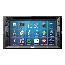 "Jvc KWV130BT Double Din Bt In-dash Dvd/cd/am/fm Car Stereo W/6.2"" Touchscreen"