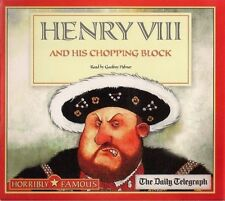 HORRIBLY FAMOUS  HENRYVIII / MARY QUEEN OF SCOTS / VICTORIA  3 PROMO AUDIO CDs