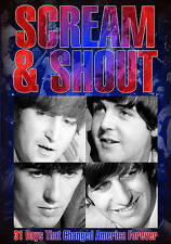 Scream And Shout, New DVDs