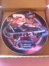The Hamilton Collection Dale Earnhardt Commemorative Plate