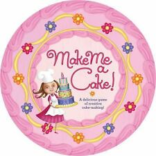 Make Me a Cake!: A Delicious Game of Creative Cake-Making by Forrest-Pruzan Crea